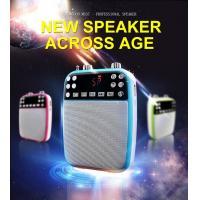 Buy cheap Multifunctional professional voice amplifer speakers with USB/TF/SD Card Audio Playing for speaker systems, SLR camera from wholesalers