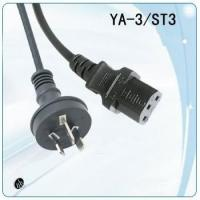 Buy cheap Australia 3pin plug copper rice cooker electric extension leads from wholesalers