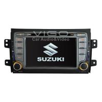Buy cheap Suzuki SX4 Car Stereo GPS Sat Nav Navigation Auto Headunit  VSS7165 from wholesalers