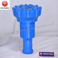 Buy cheap MISSION60 154mm 165mm 203mm DTH Hammer Bits from wholesalers