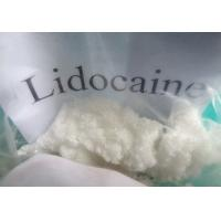 Buy cheap Hot sell Xylocaine CAS: 137-58-6 in stock  white powder for realease pain from wholesalers