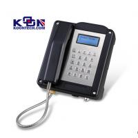 Buy cheap Vibration Explosion Proof Telephone IP66 With Half Soft Lock for Marine from wholesalers