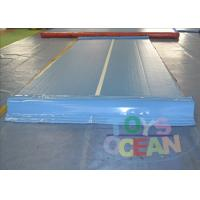 Buy cheap Commercial Rental Gymnastics Air Track Double Wall Fabric For Gym Training from wholesalers