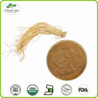 Buy cheap Factory supply Siberian Ginseng Root Extract Acanthopanax Extract with Eleutherosides 0.8% from wholesalers