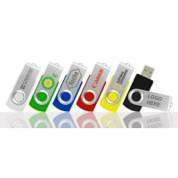 Buy cheap 2GB, 4GB twister Promotional USB Flash Drive passed CE, RoHS certification (MY-U001) from wholesalers