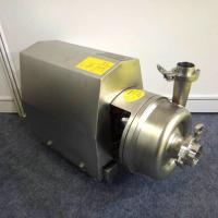 Buy cheap Stainless Steel Equipment Spare Parts Food Grade High Flow Rate Centrifugal Water Pump product