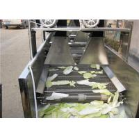Buy cheap Silver Vegetable Dryer Machine , Industrial Food DehydratorFor Restaurant from wholesalers