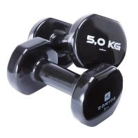Buy cheap Colorful PVC Coating Gym Dumbbells Hand Weights For Total Body Workout product
