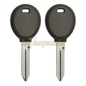 Buy cheap S Stamped Automotive Transponder Keys For Chrysler Y160 - PT Tan Blade product