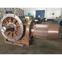 Buy cheap K Series Helical Bevel Gear Reducer / Gear Reduction Box Speed Reducer from wholesalers