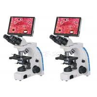 Buy cheap Digital Camera Biological LCD Screen Microscope 1000X With 9.7 Inch LCD from wholesalers