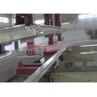 Buy cheap 380V Profile Automatic Stacking Machine , High Durability Automated Palletizer from wholesalers