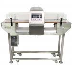 Buy cheap Digital food grade conveyor belt type metal detector / metal detector in frozen food industry from wholesalers