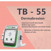 Buy cheap 100Kpa Max Hydradermabrasion Face Peeling Machine For Skin Rejuvenation / Remove Facial Blemish from wholesalers