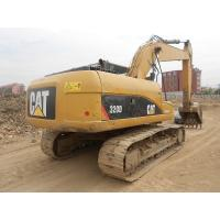Buy cheap Long Reach Used Cat Excavator 320C , 1bm Bucket Used Mini Backhoe For Sale  from wholesalers