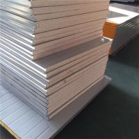 Buy cheap 0.326mm color steel sheet phenolic sandwich panel 5950 x 1150 x 50mm from wholesalers