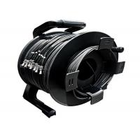 Buy cheap Portable Retractable Cable Reel For Various Tactical Communication FO Cable from wholesalers