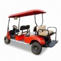 Buy cheap Golf Cart with 48V Voltage, 14hp Motor, Dual Reduction Speed Switch and CE/RoHS Marks from wholesalers