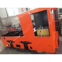 Buy cheap 8T Underground mining locomotive, 8T mining locomotive, locomotive from wholesalers