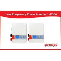Buy cheap Low Frequency Inverter , DC/AC Fridge Power Inverters 5kw  5000w  24v  230vac from wholesalers