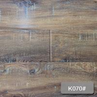 Buy cheap U-Groove Laminate Flooring K070# 8mm with CE from wholesalers