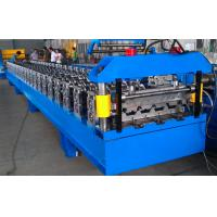 Buy cheap Aluminum Steel Tile Roll Forming Machine For Wall Building Material from wholesalers