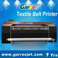 Buy cheap Digital Textile Belt Printer Direct to Print Cotton Fabric Printing Machine Garros Brand from wholesalers