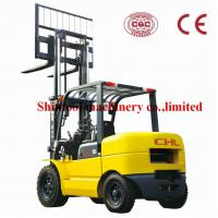 Buy cheap 5T Balance Weight Type Diesel Forklift Truck With 5000kg Rated Capacity from wholesalers