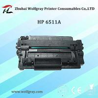 Buy cheap Compatible for HP6511A toner cartridge from wholesalers