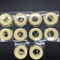 Buy cheap Aramid Garniture Fiber Tape Conveyor Insulation Felt Timing Belt 2400-3200m product