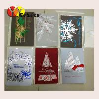 Buy cheap Chirstmas Day / Wedding Greeting Card / Invitation Card Design Laser Cut Card from wholesalers