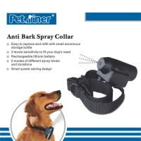 Buy cheap Rechargeable Remote Pet Training Collar , Automatic Spray Training Collar from wholesalers