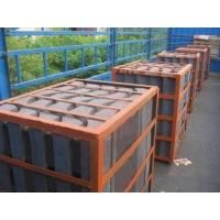 China Alloy Steel Castings Steel Lift Bars Moulded In Rubber Liners on sale