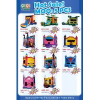 Buy cheap Kids Inflatable Caslte Side Combo Wholesale from wholesalers