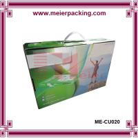 Buy cheap Large Size Paper Packaging Recyclable Carton Box for Machine with plastic handle from wholesalers