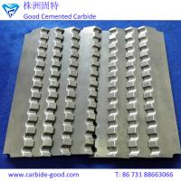 Buy cheap Customized tungsten carbide cutter for protector water cutter plastic line cutting from wholesalers