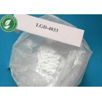 Buy cheap Oral Sarms Steroid Powder LGD-4033 for Body-Fat CAS 1165910-22-4 from wholesalers