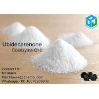 Buy cheap Popular Muscle Fitness Powder Ubidecarenone / Coenzyme Q10 To Anti - aging from wholesalers