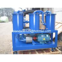 Buy cheap Economical Portable Oil Purifier Plant | Dirty Oil Cleaning Machine Series JL-50(50LPM) product