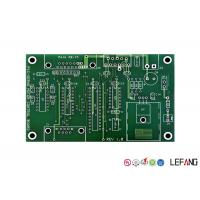 Buy cheap High Frequency Printed Circuit Board , Multilayer Pcb Fabrication For Communication Device product