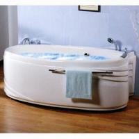 Buy cheap Massage Bathtub with Voltage Ranging from 220 to 380V AC and 50Hz Frequency from wholesalers