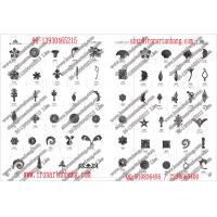 Buy cheap wrought iron fittings for gates fences handrails balustrades stairs from wholesalers
