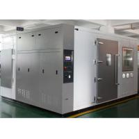 Buy cheap Laboratory Burn-In Room  / For Large industrial Electronic Aging Test  Chamber Silver from wholesalers