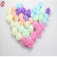 Buy cheap Best selling foam rose corsage flower head from wholesalers