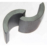 Buy cheap Sintered y35 permanent ARC Ferrite Magnets from wholesalers