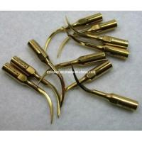 Buy cheap EMS Ultrasonic Scaler Gold Tips from wholesalers
