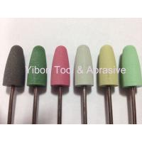 Buy cheap Silicon Rubber Dental burs for Technical Work room product