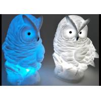Buy cheap Colors Changing Owl Animal LED Night Light / Led Light Up Toys from wholesalers