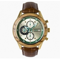 Buy cheap Wholesale Factory Outlet Four Colors Sports Watches Changeable Top Ring Wood And Leather Watch from wholesalers