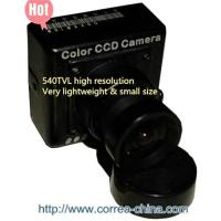 Buy cheap 540TVL high resolution mini RC helicopter camera for FPV flying from wholesalers